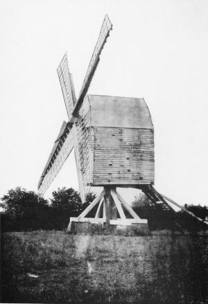 Shrewley_Post_Mill small