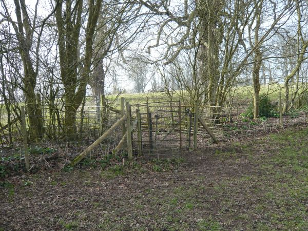 st marys footpath kissing gates