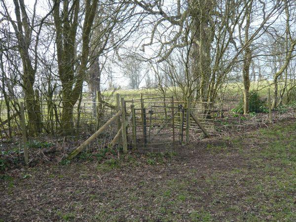 st marys footpath kissing gates