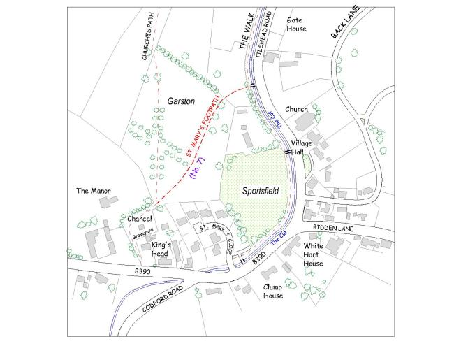 st marys footpath-map