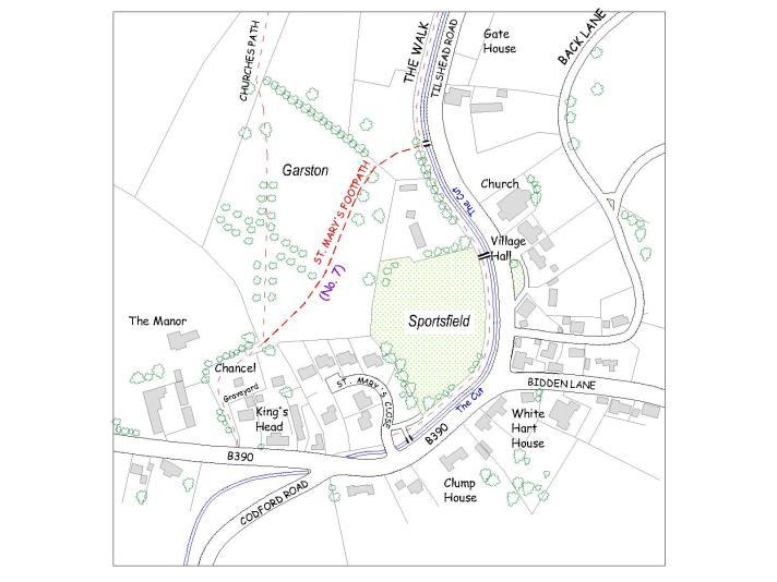 st marys footpath-map