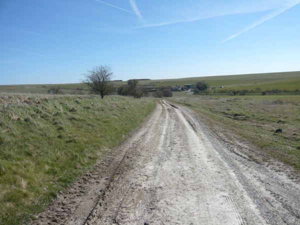 down barn road small