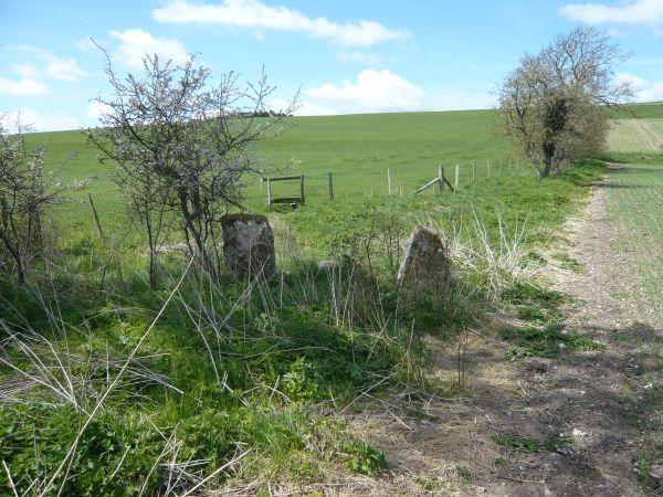 boundary stones small