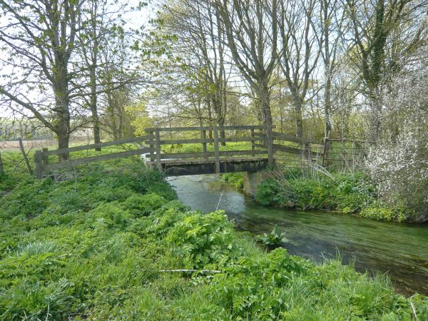 meadows bridge over chitterne brook small
