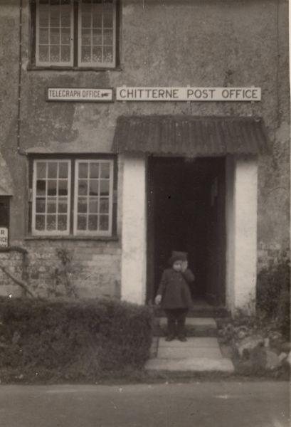 post office Bidden Lane 1950s MP small