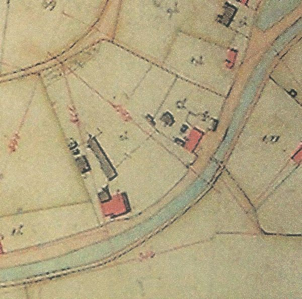 Holmrooke Grange estate 1850