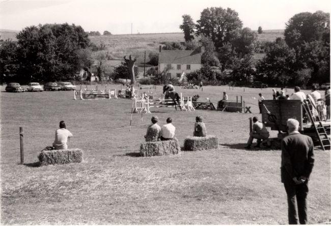 sportsfield fete gymkhana 1960s 2