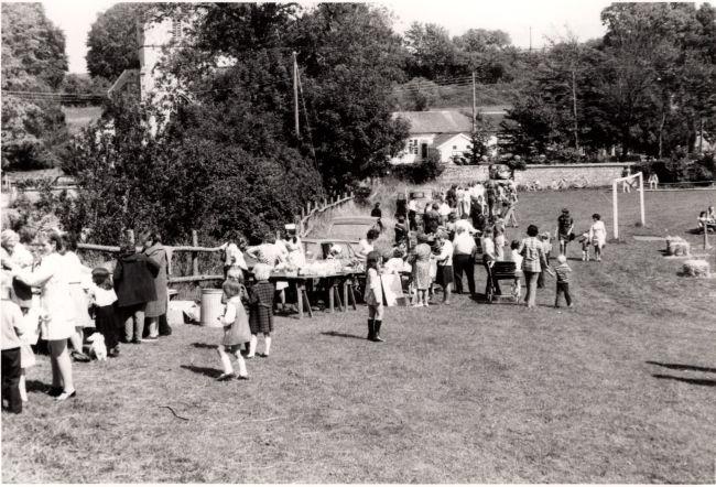 sportsfield fete gymkhana 1960s