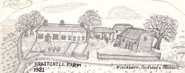 breach hill farm 1921