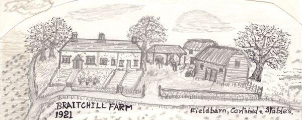 breach hill farm 1921