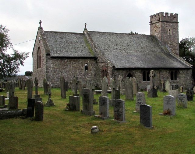 bryngwyn church