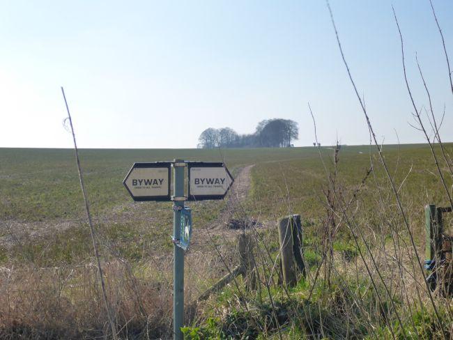 clay pit hill maddington to codford drove orams grave