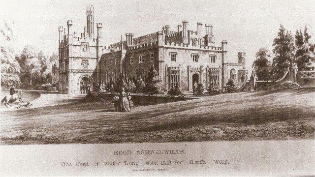 Rood Ashton House
