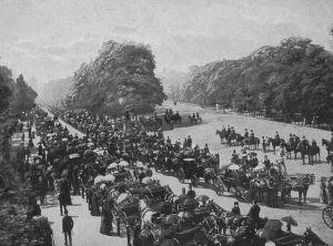 hyde park 1880