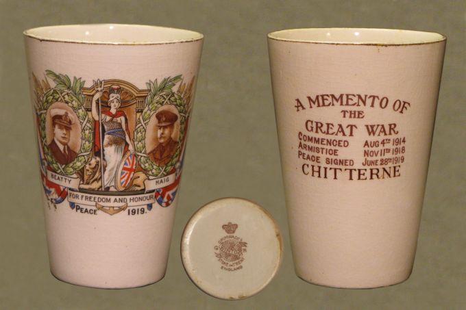 ww1 mug