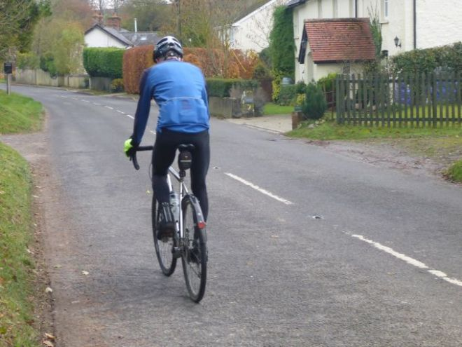 mad cyclist