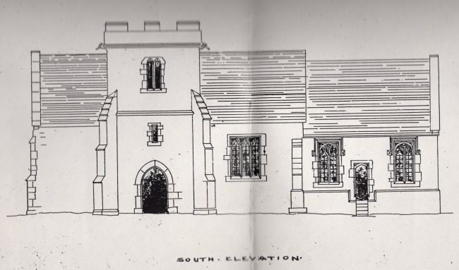 st marys church south